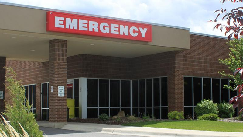 St. Peter's Health Emergency Department